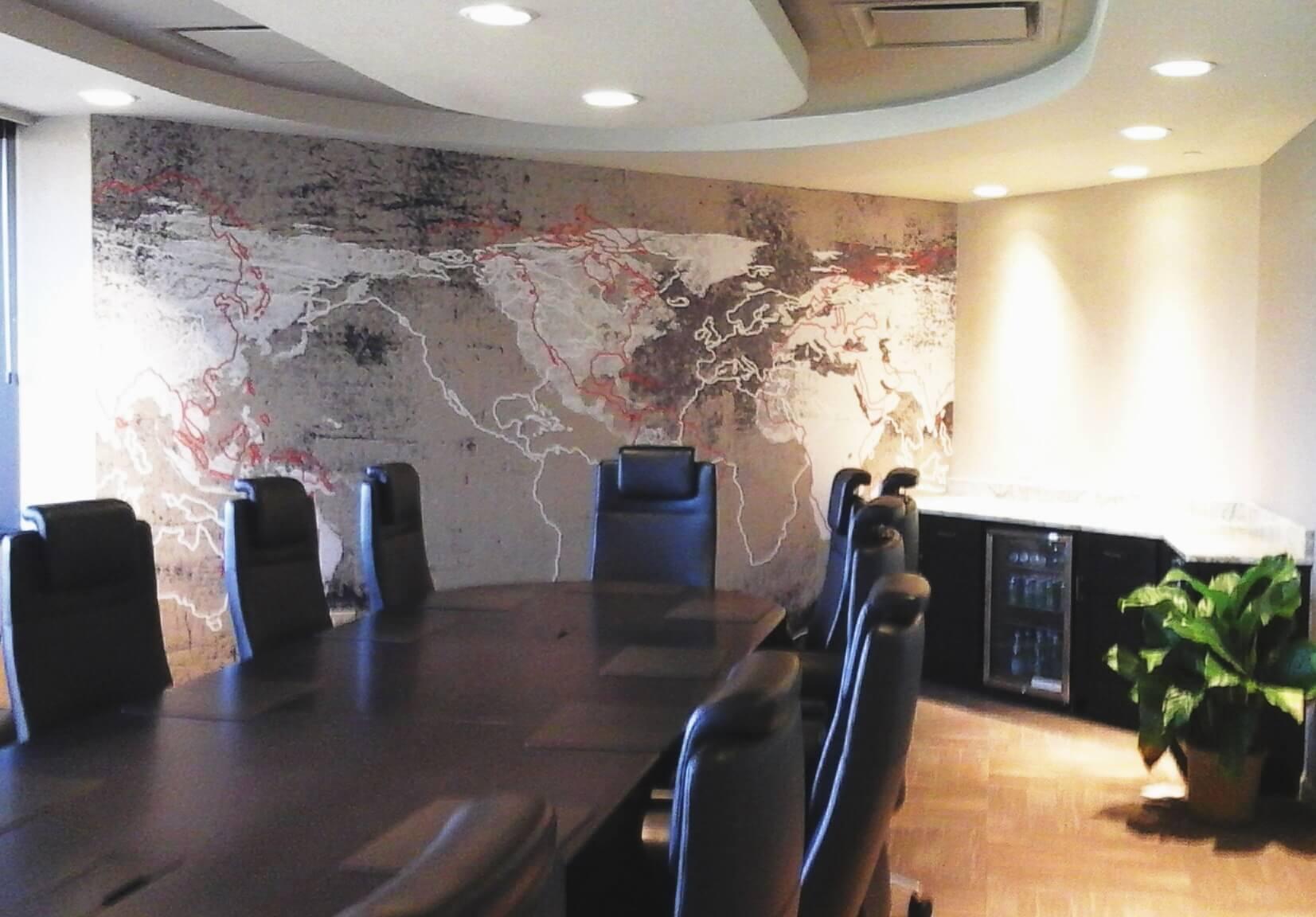 Boardroom Interior Design