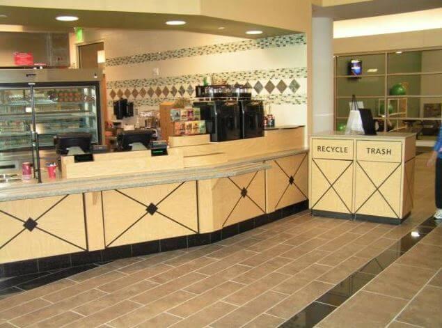Interior and Design Restaurant