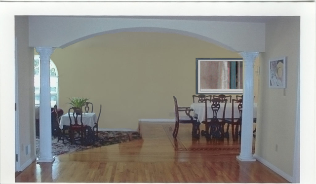 Residential Interior and Design Dining Room
