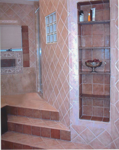 Residential Interior and Design Bathroom