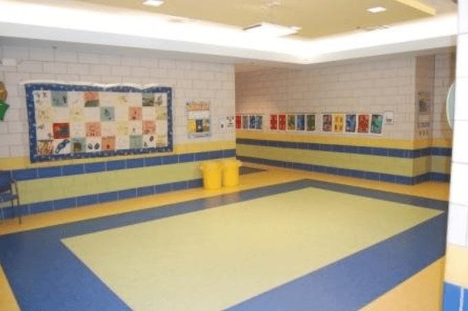 Interior and Design of School