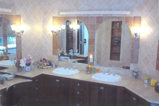 Residential Interior and Design Bathroom