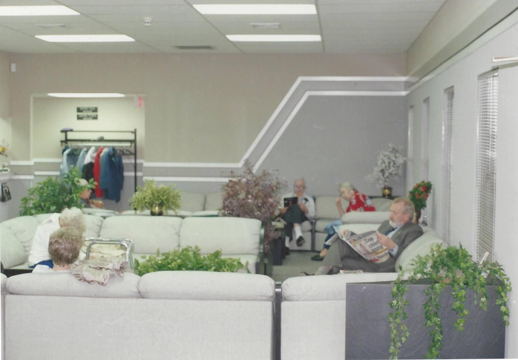 Medical Tenant-Fitout interior & design llc
